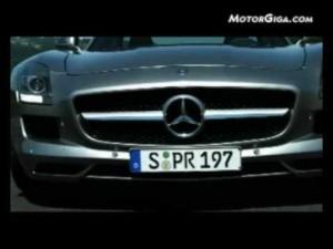 Video Mercedes Clase-sls 2010 - Amg Gt3