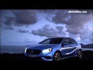 Mercedes Benz Clase A, entrevista al jefe de prensa