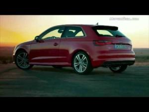 Vídeo Audi A3 Salón de Ginebra 2012