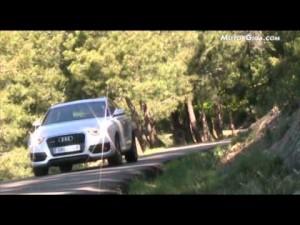 Video Audi Q3 2011 - Prueba Dinamica