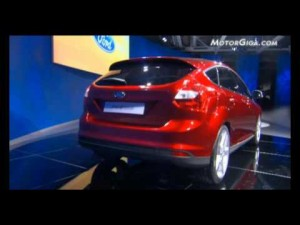 Video - Ford Focus 2010, pruebas previas (NAIAS 2010)