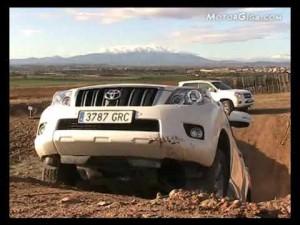 Video - Toyota Land Cruiser 2009
