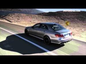 Mercedes Benz Clase E AMG Sedán