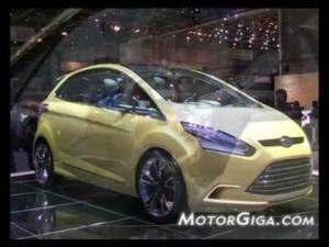 Video - Imágenes Ford Iosis (Salón de Ginebra 2009)