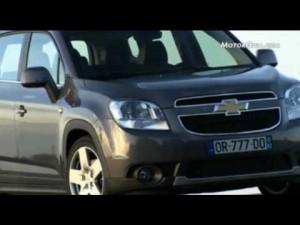 Video Chevrolet Orlando -video de la marca-