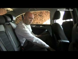 Video Volkswagen Jetta 2011 - Analisis Plazas Traseras