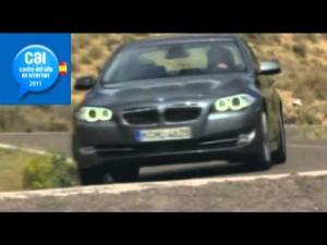 Video BMW Serie 5 -Candidato Coche del Año 2011-