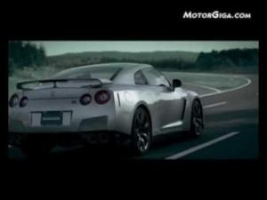Video - Nissan GT-R en movimiento (Imágenes Oficiales)
