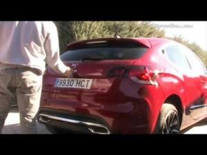 Video Citroen Ds4 2011 - Maletero