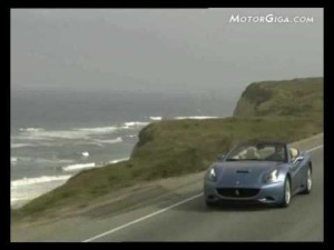 Video - Ferrari California (Imágenes Oficiales)