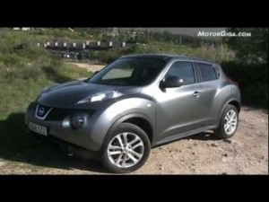 Vídeo Prueba Nissan Juke 1.5 dCi