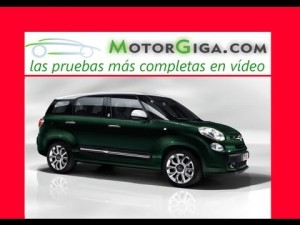 Video Fiat 500 2013 - 500l Living Treking Caracteristicas Generales