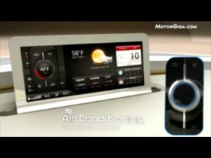 Video Kia Prototipos 2012 - Ivi Concept