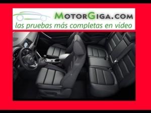 Video Mazda Cx5 2012 - Plazas Traseras