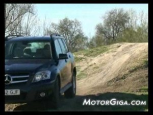 Video - Mercedes Benz GLK 320 CDI (Prueba dinámica)