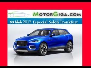 Video Jaguar Otros Salones - Land Rover Frankfurt 2013