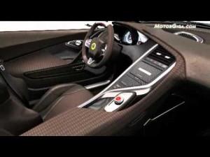 Video Lotus Elise concept car