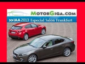 Video Mazda Otros Salones - Salon Frankfurt 2013