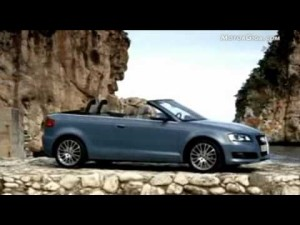 Video Audi A3 cabriolet
