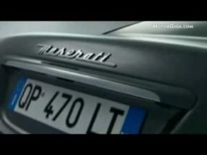 Video gama Maserati 2010
