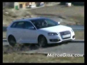 Vídeo Audi RS3 sportback