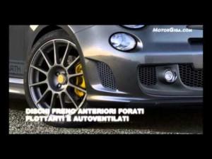Video Abarth 500 2013 - 595 Competizione