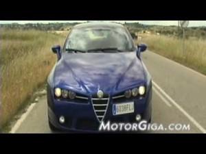 Video - Prueba Alfa Brera 2.4 JTD