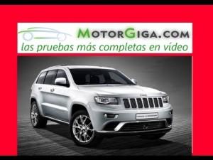 Video Jeep Grand-cherokee 2013 -  Caracteristicas Generales