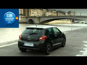Video Citroen DS3 -Candidato Coche del Año de Internet 2011-