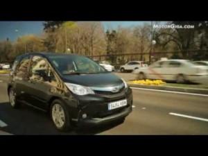 Video Subaru Trezia 2011 - Trezia