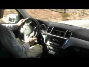 Video Mercedes Clase-m 2012 - Dinamica Tierra