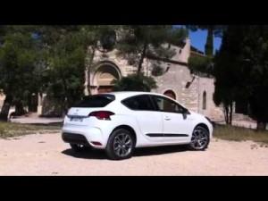 Vídeo presentación Citroen DS4