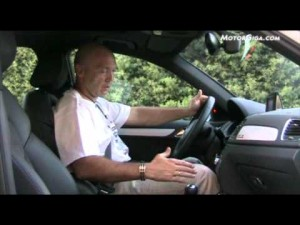 Video Audi Q3 2011 - Analisis Asientos Delanteros