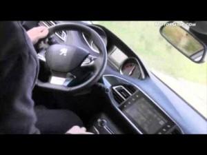 Peugeot 308 prueba dinamica