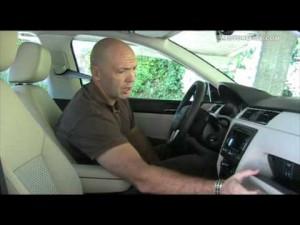 Video Seat Toledo 2012 -  Analisis Asientos Delanteros