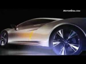 Vídeo Honda NSX Concept I (salón de ginebra 2012)