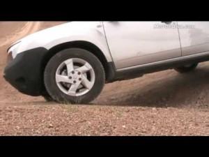 Video Dacia Duster 2010 - Tomas 4x4
