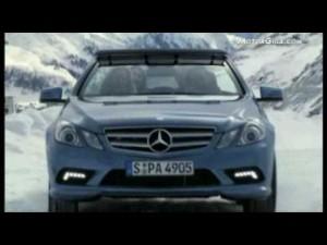 Video - Mercedes Benz Clase E cabrio (imágenes oficiales)