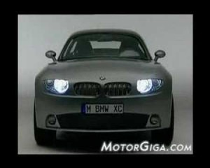 Video - Espectacular BMW x-coupe, imágenes oficiales