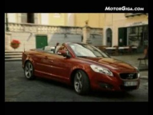 Video - Volvo C70 2010 (IAA 2009)