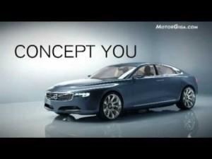 Vídeo Volvo Concept You Salón frankfurt IAA 2011