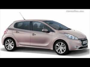 Video Peugeot 208 2012 - 208