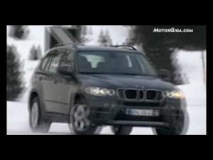 Video - Nuevo BMW X5 (Salón de Ginebra 2010)