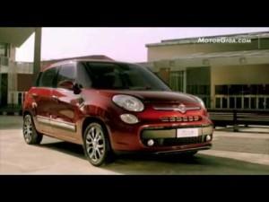 Vídeo Fiat 500l Salón de Ginebra 2012