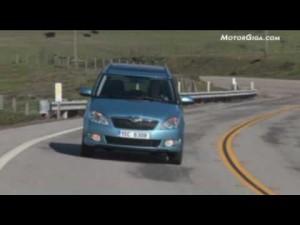 Video Skoda Roomster 2010 (presentacion)