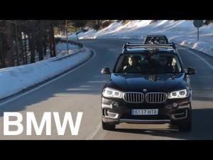 BMW xDrive Experience Sierra Nevada 2014