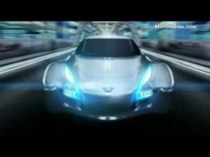 Video Nissan Esflow, concept eléctrico
