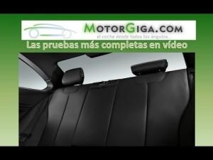 BMW Serie 2 analisis plazas traseras maletero
