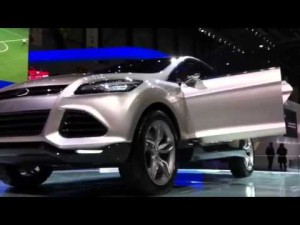 Video Ford en el Salón de Ginebra 2011