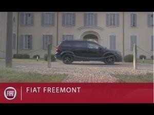 Fiat Freemont BlackCode Sunrise